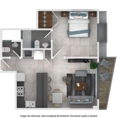 Apartamento Santo Domingo>Distrito Nacional>Zona Universitaria - Venta:145.500 Dolares - codigo: 20-1018