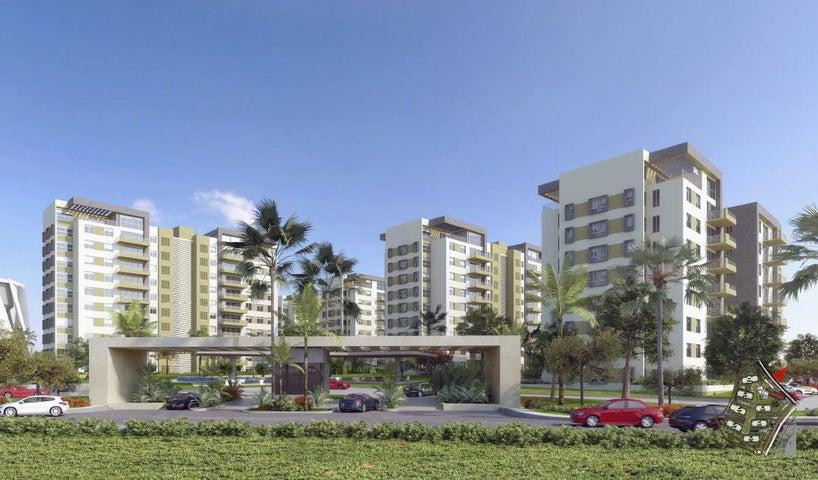 Apartamento Santo Domingo>Santo Domingo Norte>Cd Modelo Mirador Norte - Venta:76.005 Dolares - codigo: 20-1037