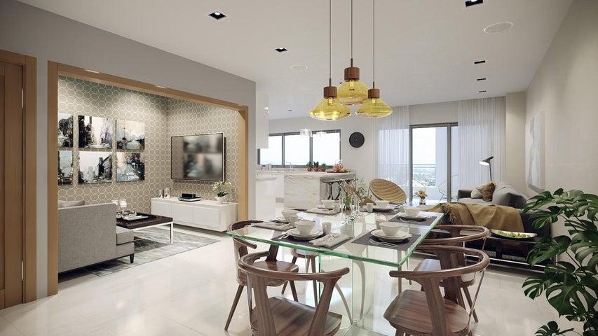 Apartamento Santo Domingo>Distrito Nacional>Urbanizacion Real - Venta:284.285 Dolares - codigo: 20-1063