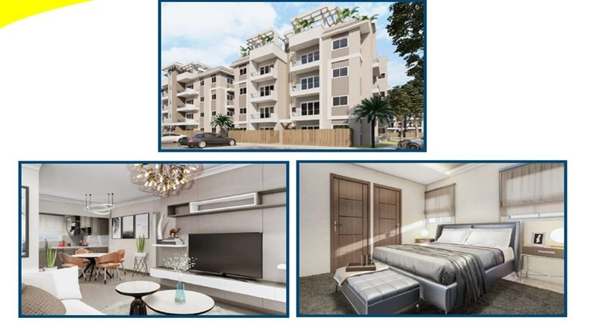 Apartamento Santo Domingo>Distrito Nacional>Altos de Arroyo Hondo - Venta:4.090.000 Pesos - codigo: 20-1080