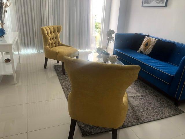 Apartamento Santo Domingo>Distrito Nacional>Bella Vista - Alquiler:1.300 Dolares - codigo: 20-1094