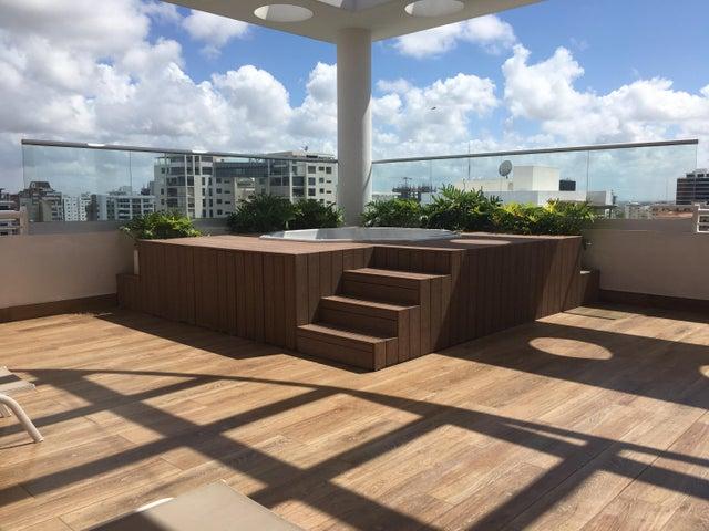 Apartamento Santo Domingo>Distrito Nacional>Piantini - Alquiler:1.200 Dolares - codigo: 20-1103