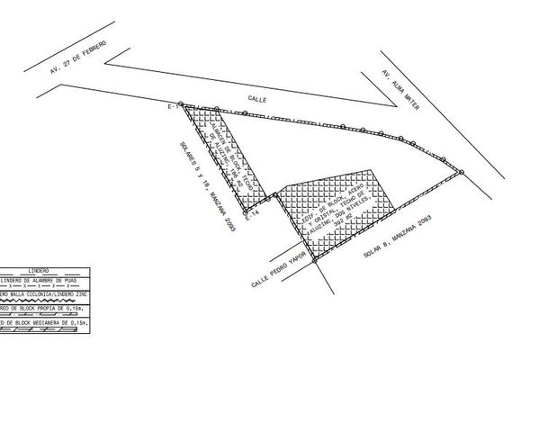 Terreno Santo Domingo>Distrito Nacional>La Esperilla - Venta:3.360.000 Dolares - codigo: 20-1203