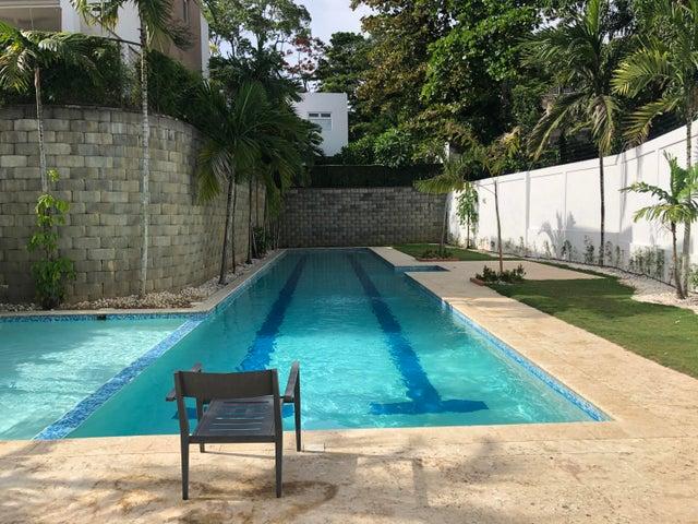 Casa Santo Domingo>Distrito Nacional>Cuesta Hermosa II - Alquiler:2.400 Dolares - codigo: 20-1300
