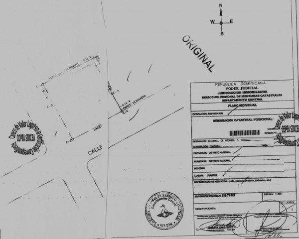 Terreno Santo Domingo>Distrito Nacional>Piantini - Alquiler:5.000 Dolares - codigo: 20-1334