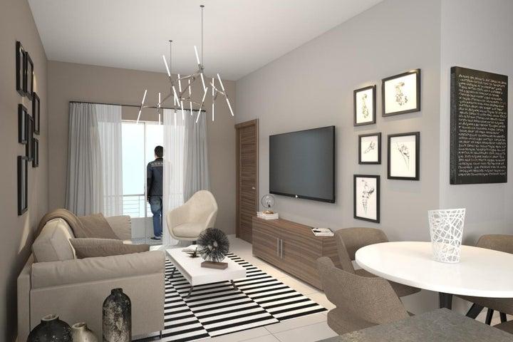 Apartamento Santo Domingo>Distrito Nacional>Arroyo Hondo - Venta:74.500 Dolares - codigo: 20-1391
