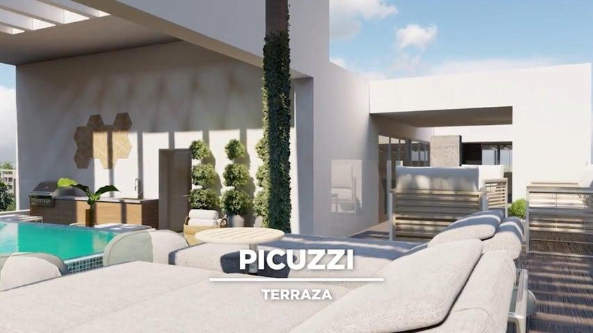Apartamento Santo Domingo>Distrito Nacional>Naco - Venta:238.000 Dolares - codigo: 20-1416
