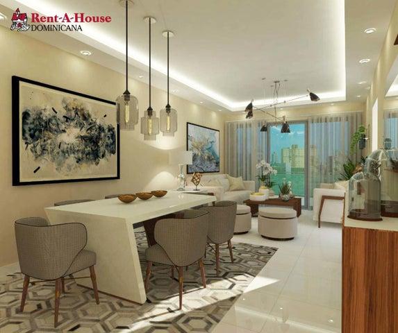 Apartamento Santo Domingo>Distrito Nacional>Gazcue - Venta:132.450 Dolares - codigo: 20-1538