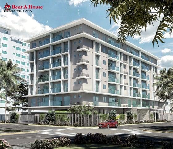 Apartamento Santo Domingo>Distrito Nacional>Gazcue - Venta:187.600 Dolares - codigo: 20-1542
