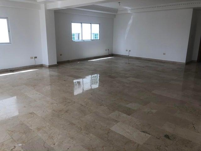 Apartamento Santo Domingo>Distrito Nacional>Los Cacicazgos - Alquiler:1.300 Dolares - codigo: 20-1612