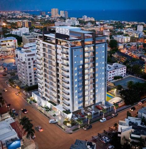 Apartamento Santo Domingo>Distrito Nacional>La Julia - Venta:249.750 Dolares - codigo: 20-1613