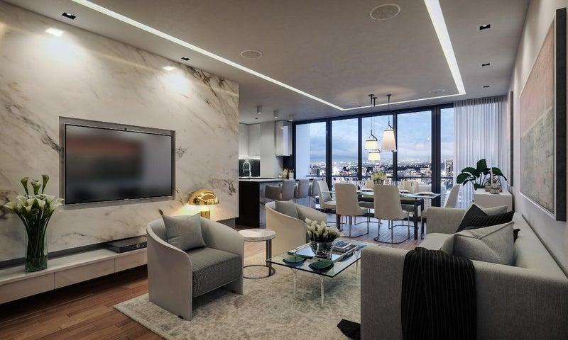Apartamento Santo Domingo>Distrito Nacional>Naco - Venta:160.200 Dolares - codigo: 20-1619