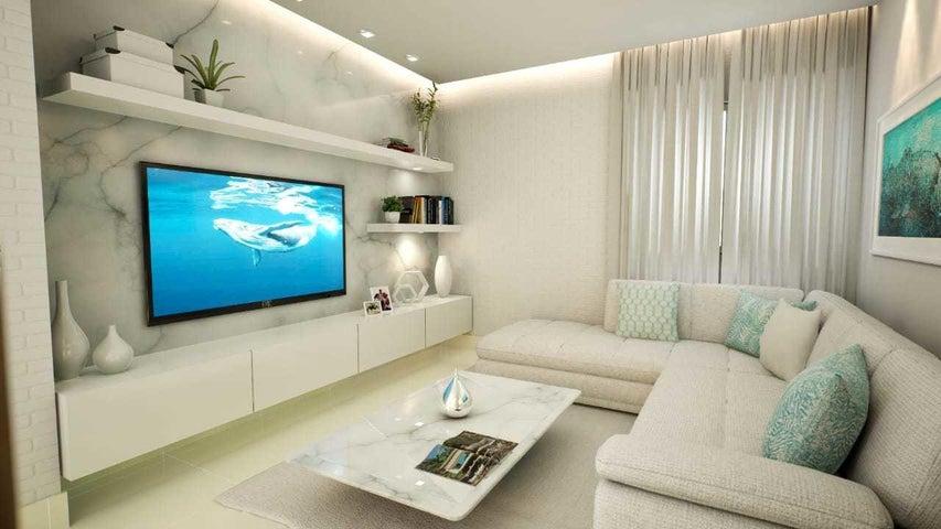 Apartamento Santo Domingo>Distrito Nacional>La Esperilla - Venta:156.000 Dolares - codigo: 20-1634