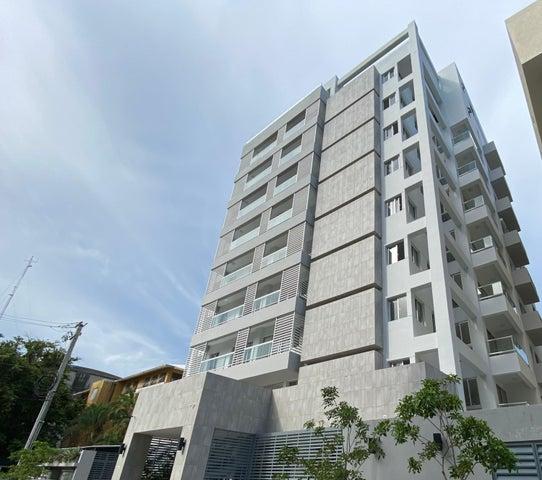 Apartamento Santo Domingo>Distrito Nacional>Evaristo Morales - Venta:180.000 Dolares - codigo: 20-1640