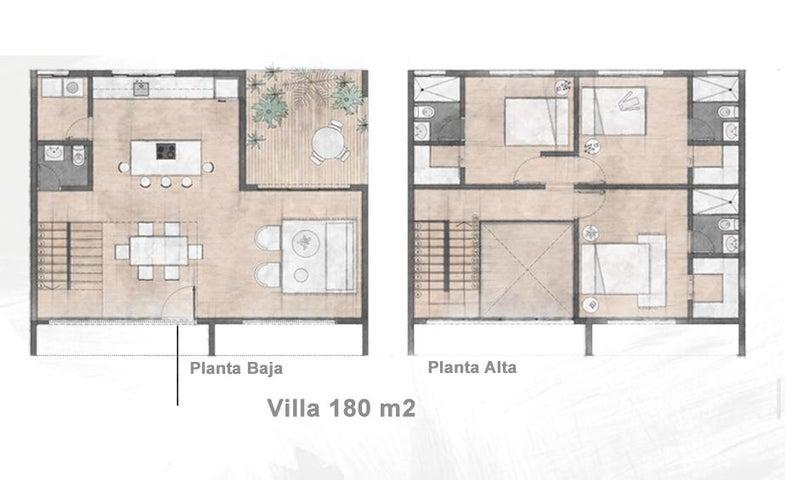 Casa La Altagracia>Punta Cana>Punta Cana - Venta:201.011 Dolares - codigo: 20-1687