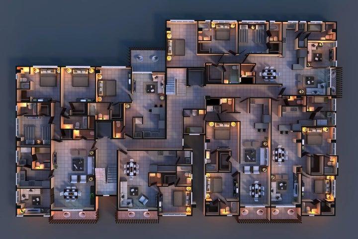 Apartamento Santo Domingo>Distrito Nacional>El Millon - Venta:90.200 Dolares - codigo: 20-1708