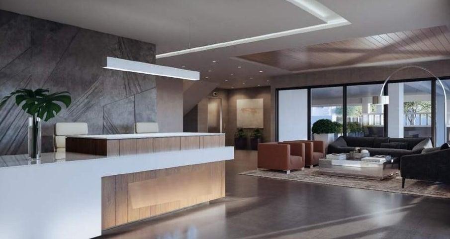 Apartamento Santo Domingo>Distrito Nacional>El Millon - Venta:134.000 Dolares - codigo: 20-1709