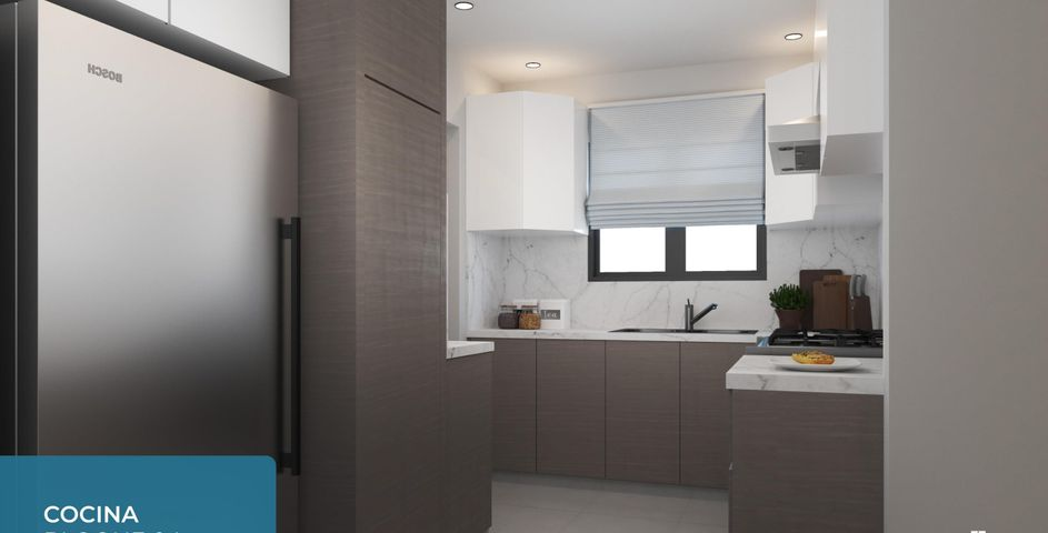 Apartamento Santo Domingo>Distrito Nacional>Evaristo Morales - Venta:283.500 Dolares - codigo: 20-1719