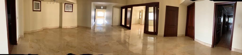 Apartamento Santo Domingo>Distrito Nacional>Los Cacicazgos - Alquiler:3.000 Dolares - codigo: 20-1735