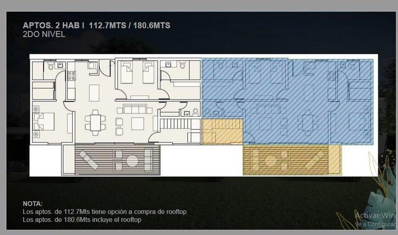 Apartamento La Altagracia>Punta Cana>Punta Cana - Venta:182.650 Dolares - codigo: 20-1738