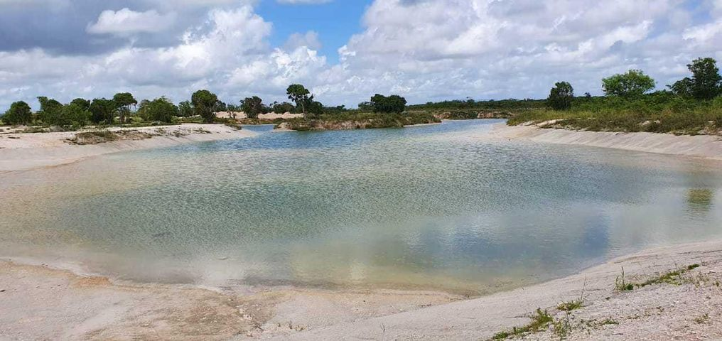 Terreno La Altagracia>Punta Cana>Bavaro - Venta:55.860 Dolares - codigo: 20-1742