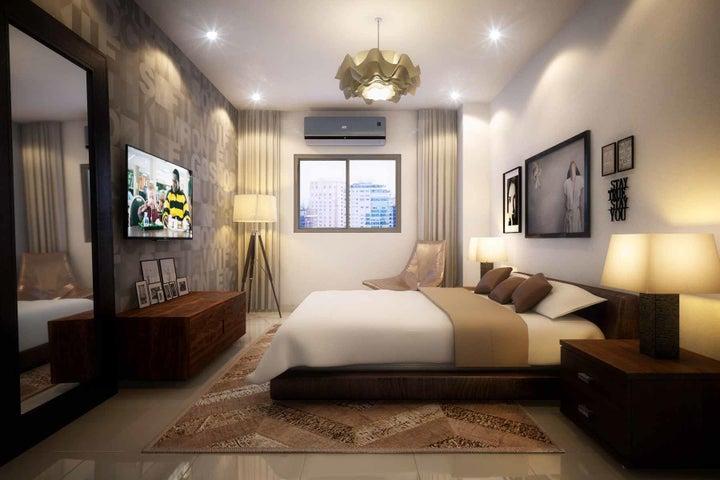 Apartamento Santo Domingo>Distrito Nacional>Evaristo Morales - Venta:204.848 Dolares - codigo: 21-6