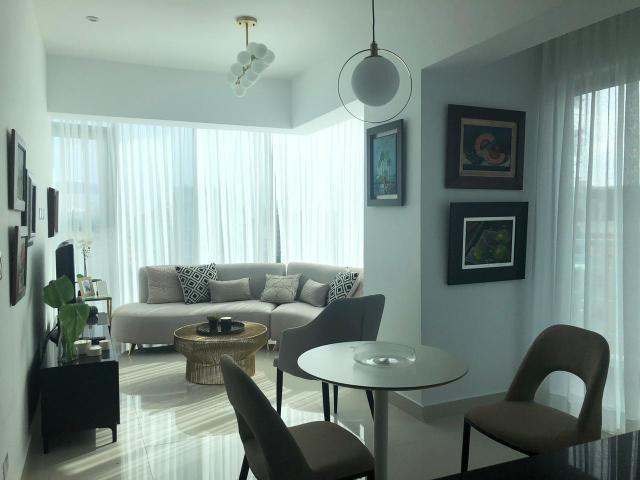 Apartamento Santo Domingo>Distrito Nacional>Piantini - Alquiler:1.100 Dolares - codigo: 21-18