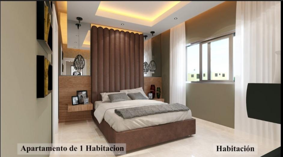 Apartamento Santo Domingo>Distrito Nacional>Evaristo Morales - Venta:215.000 Dolares - codigo: 21-31