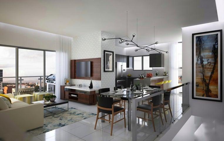 Apartamento Santo Domingo>Distrito Nacional>Naco - Venta:189.720 Dolares - codigo: 21-57