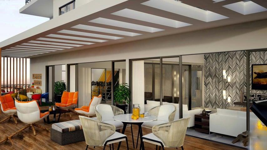 Apartamento Santo Domingo>Distrito Nacional>Naco - Venta:191.760 Dolares - codigo: 21-58