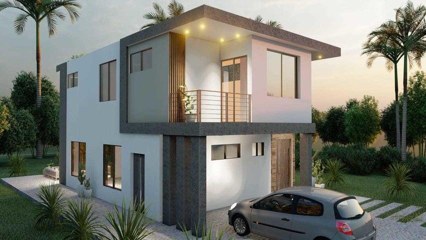 Casa La Altagracia>Punta Cana>Punta Cana - Venta:166.000 Dolares - codigo: 21-78