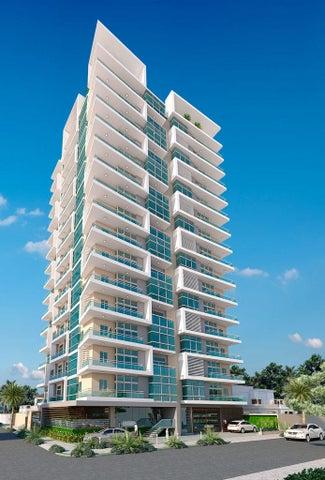 Apartamento Santo Domingo>Distrito Nacional>Piantini - Venta:190.350 Dolares - codigo: 21-206