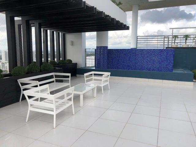 Apartamento Santo Domingo>Distrito Nacional>Los Cacicazgos - Alquiler:2.500 Dolares - codigo: 21-215