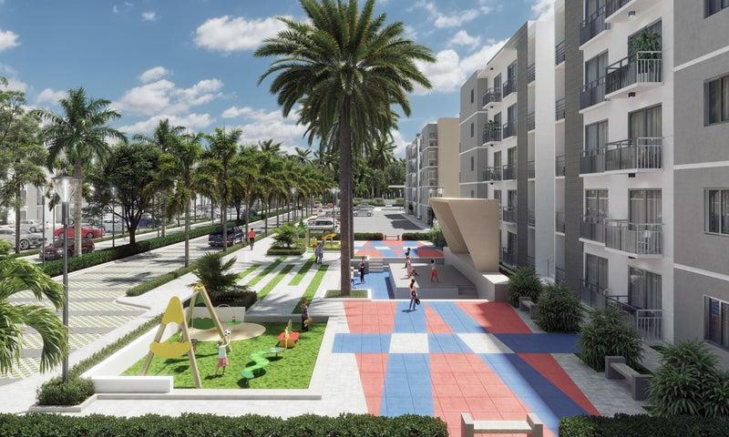 Apartamento La Altagracia>Punta Cana>Bavaro - Venta:75.400 Dolares - codigo: 21-285
