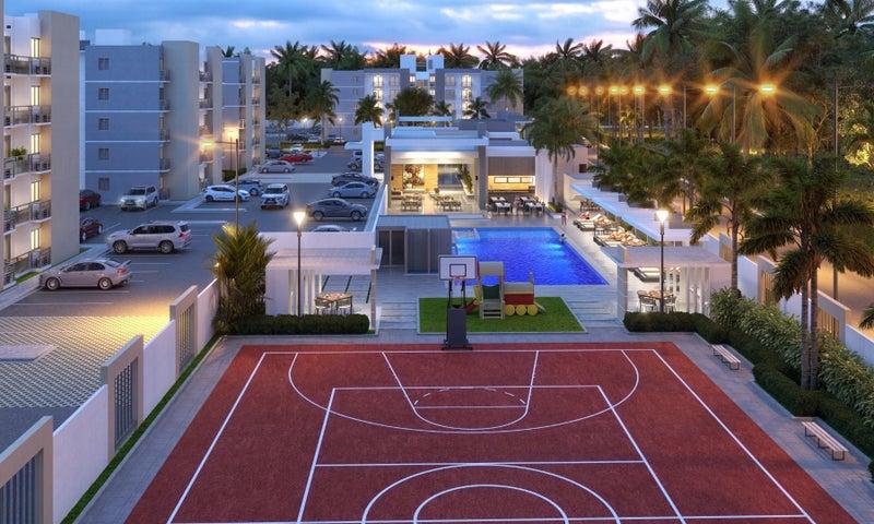 Apartamento La Altagracia>Punta Cana>Bavaro - Venta:89.999 Dolares - codigo: 21-286