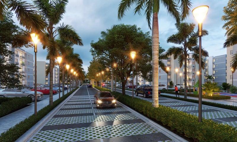Apartamento La Altagracia>Punta Cana>Bavaro - Venta:55.350 Dolares - codigo: 21-287
