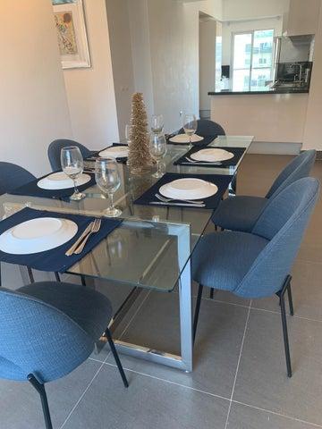 Apartamento Santo Domingo>Distrito Nacional>Piantini - Alquiler:2.000 Dolares - codigo: 21-371
