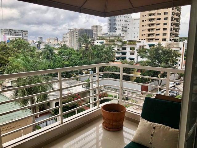 Apartamento Santo Domingo>Distrito Nacional>Serralles - Alquiler:1.800 Dolares - codigo: 21-399
