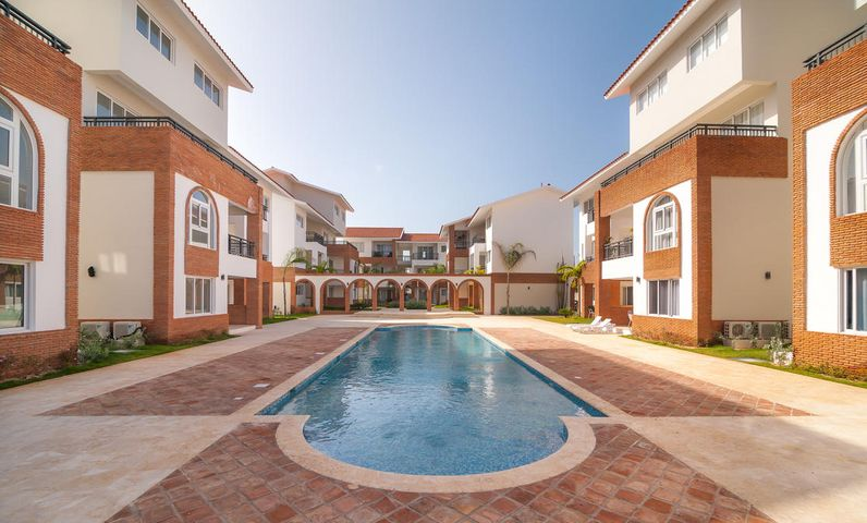 Apartamento La Altagracia>Punta Cana>Punta Cana - Venta:181.000 Dolares - codigo: 21-433