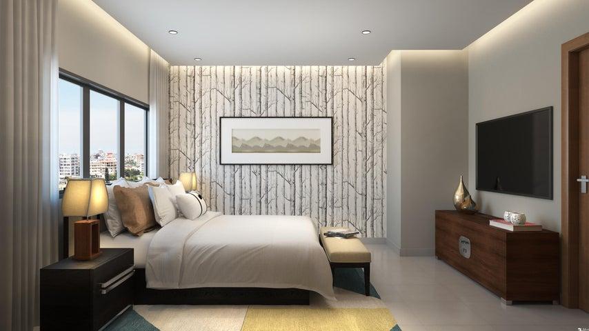Apartamento Santo Domingo>Distrito Nacional>Evaristo Morales - Venta:166.700 Dolares - codigo: 21-447