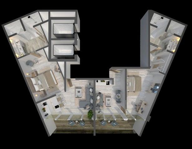 Apartamento Barahona>Barahona>Perla del Sur - Venta:215.000 Dolares - codigo: 21-460