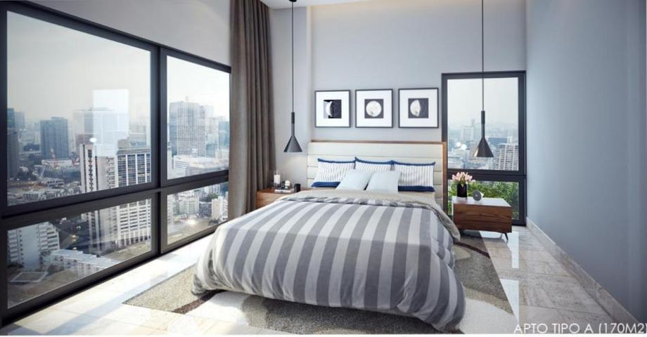 Apartamento Santo Domingo>Distrito Nacional>Paraiso - Venta:263.860 Dolares - codigo: 21-462