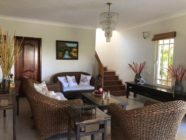 Casa San Pedro de Macoris>Juan Dolio>Juan Dolio - Alquiler:2.000 Dolares - codigo: 21-484