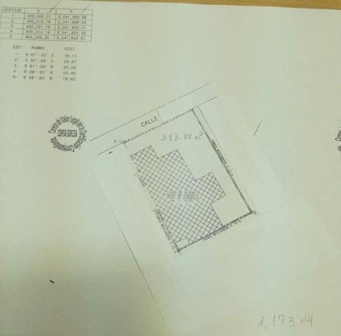Terreno Santo Domingo>Distrito Nacional>Evaristo Morales - Venta:1.302.400 Dolares - codigo: 21-489