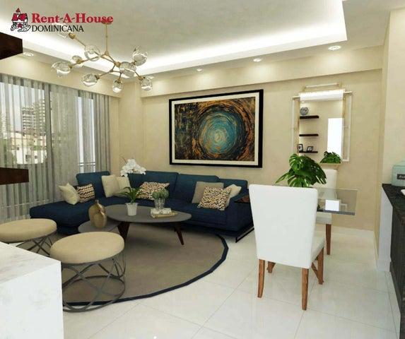 Apartamento Santo Domingo>Distrito Nacional>Gazcue - Venta:103.085 Dolares - codigo: 21-570