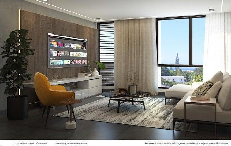 Apartamento Santo Domingo>Distrito Nacional>La Julia - Venta:196.885 Dolares - codigo: 21-612