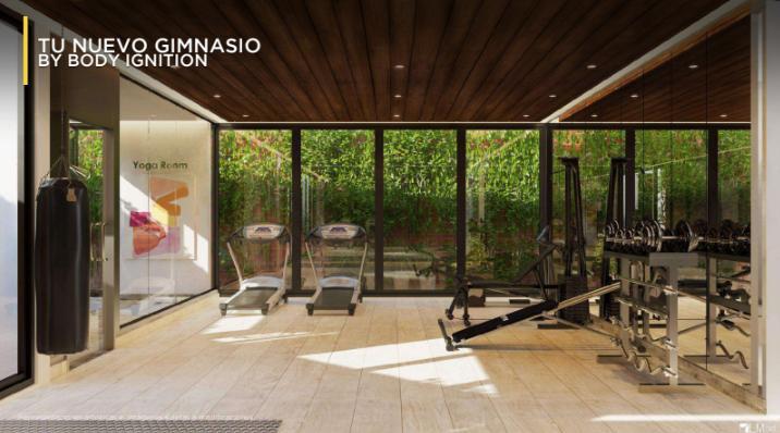 Apartamento Santo Domingo>Distrito Nacional>Bella Vista - Venta:212.660 Dolares - codigo: 21-628