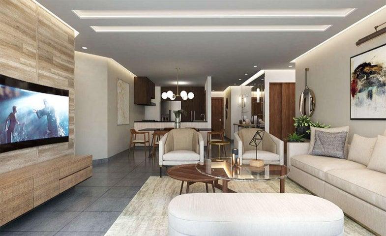 Apartamento Santo Domingo>Distrito Nacional>Bella Vista - Venta:180.000 Dolares - codigo: 21-630