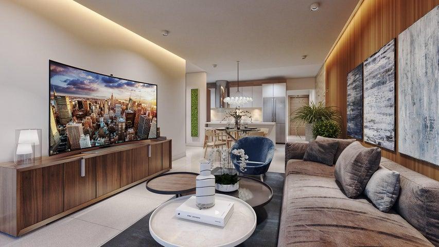 Apartamento Santo Domingo>Distrito Nacional>Honduras - Venta:124.000 Dolares - codigo: 21-649