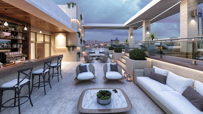 Apartamento Santo Domingo>Distrito Nacional>Naco - Venta:119.500 Dolares - codigo: 21-656